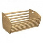 Короб для хлеба, деревянный