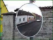 Зеркало для улицы d900