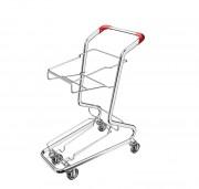 Подставка-тележка для покупательских корзин FLEX 2