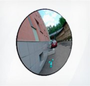 Зеркало для помещений круглое D-400