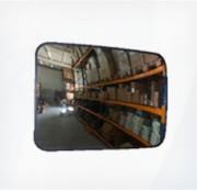 Зеркало для помещений прямоугольное 400х600
