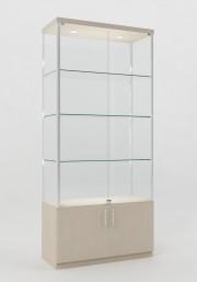 Витрина стеклянная ВК1 (Комбо)