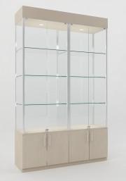 Витрина стеклянная ВК10 (Комбо)