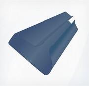 Вставка на экономпанель пластиковая, синяя