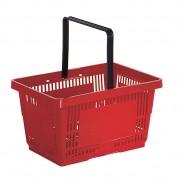 Корзина покупательская пластиковая (27л)