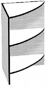 Прилавок угловой NW внутренний (малый)