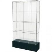 Витрина стеклянная ВТ-102.33 на подиуме